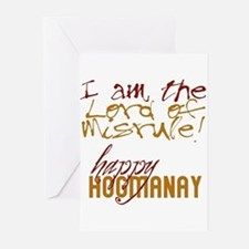 Lord of Misrule/Hogmanay Greeting Cards (Package o