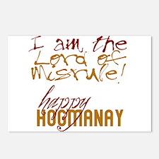 Lord of Misrule/Hogmanay Postcards (Package of 8)
