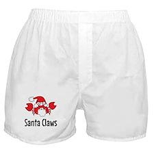 Santa Claws Boxer Shorts