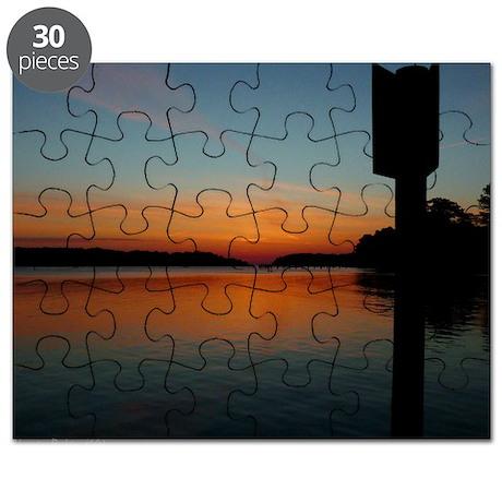 calendar chesapeake sunrise Puzzle