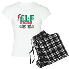 ELF in TRAINING Pajamas