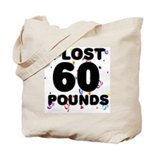 60Party Tote Bag
