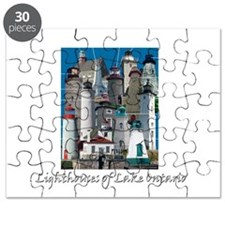 Lake OntarioDark Puzzle