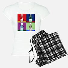 KetchupPopArtFinish Pajamas