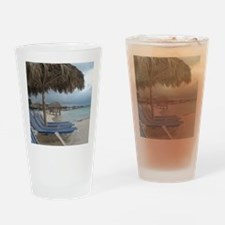 Vacation Drinking Glass
