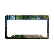 PeaceAmidstTragedy-23x35-Cafe License Plate Holder