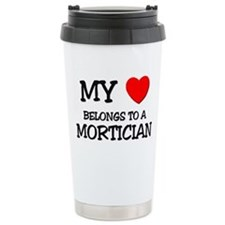 Cute Funeral software Travel Mug