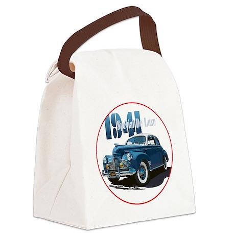 Chevrolet Special De Luxe Coupe 1 Canvas Lunch Bag