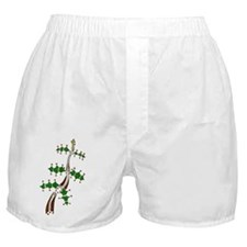holly white Boxer Shorts