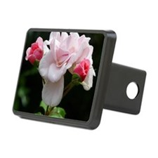 calendar pink roses Hitch Cover