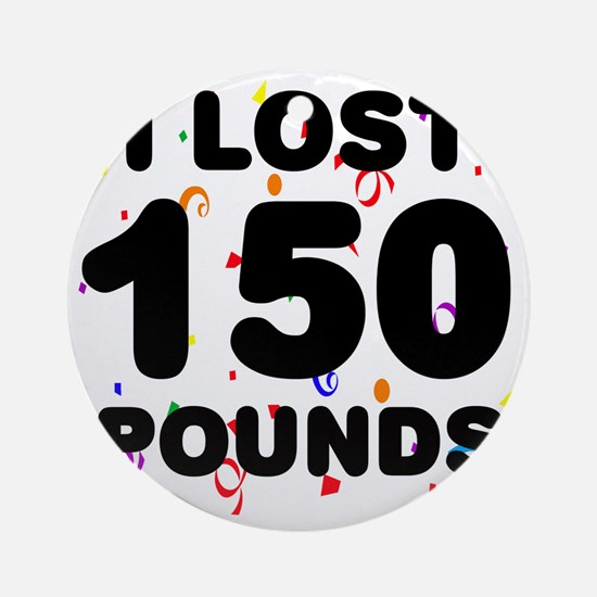 150Party Round Ornament