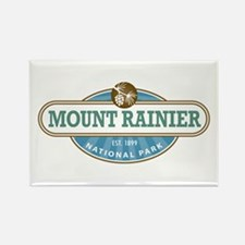 Mount Rainier National Park Magnets