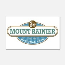 Mount Rainier National Park Car Magnet 20 x 12