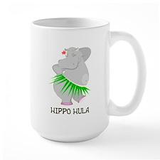 Hippo Hula Mug