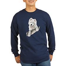 Samoyed Puppy Dog T