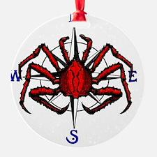 crab-comp LOW REZ Ornament