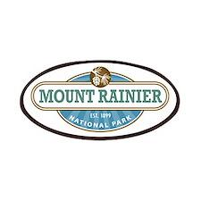 Mount Rainier National Park Patches