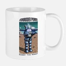 Forbidden Planet Robby The Robot Mug