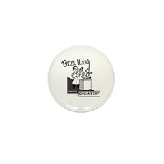 Chemistry Mini Button (10 pack)