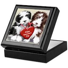 Be mine valentine Keepsake Box