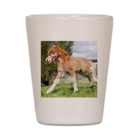 Orphaned Foal - Joy Shot Glass