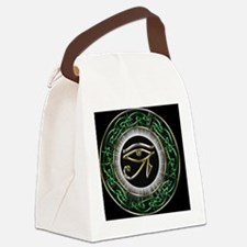 Eye Of Ra Canvas Lunch Bag