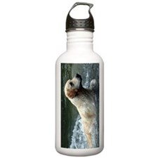 Labradoodle journal Water Bottle
