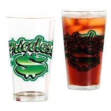 priceless Drinking Glass