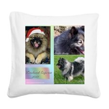 Cover #1 Square Canvas Pillow