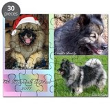 Keeshond Puzzles
