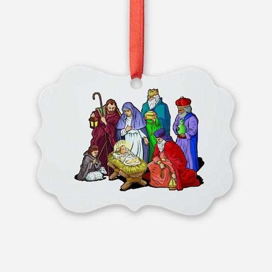 Christmas_nativity_scene Ornament