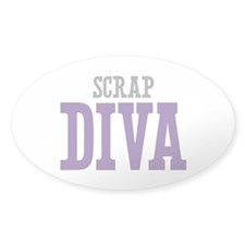 Scrap DIVA Bumper Stickers
