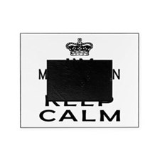 I Am Macedonian I Can Not Keep Calm Picture Frame