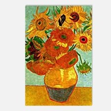 Van Gogh - Still Life Vas Postcards (Package of 8)