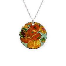 Van Gogh - Still Life Vase w Necklace