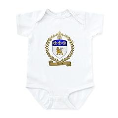 AMIOT Family Crest Infant Bodysuit