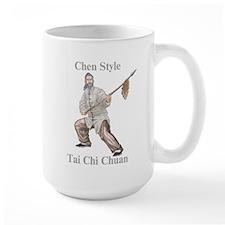 Chen Tai Chi Coffee Mug 15oz