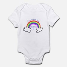 Rainbow Baby Infant Bodysuit