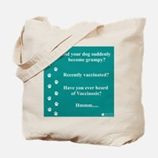 Vaccinosis Tote Bag