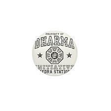 Dharma Hydra Mini Button
