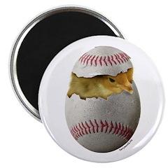 Softball Chick 2.25