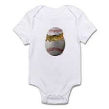 Softball Chick Infant Bodysuit