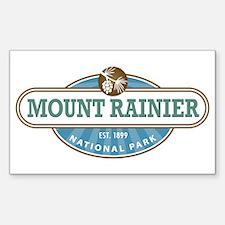 Mount Rainier National Park Decal