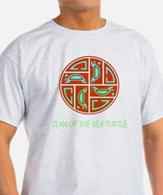 CLAN OF THE SEA TURTLE T-Shirt