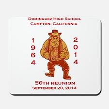 DHS 64 Reunion Tuff Don Mousepad
