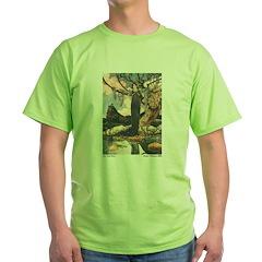 Charles Robinson's Frog Prince Green T-Shirt