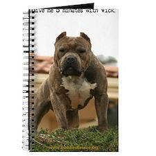 5minutes_vick_lgframed Journal