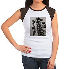 DSC_0097 Women's Cap Sleeve T-Shirt