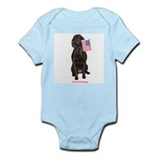 proud american Infant Bodysuit