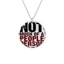 Not A People Person antisoci Necklace